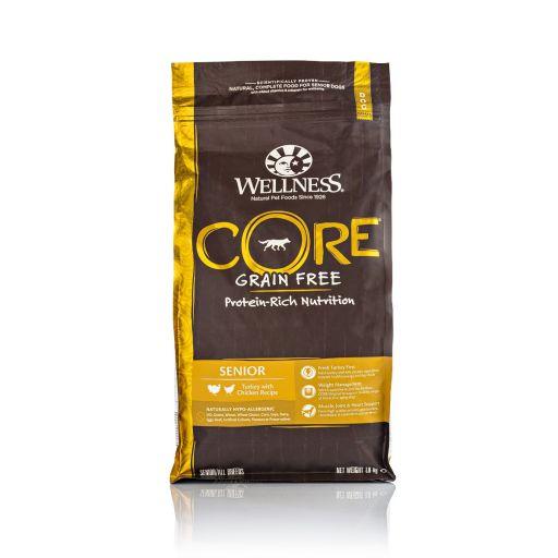 Wellness CORE - Cibo Secco Per Cani - Tacchino + Pollo - Senior - 1.8kg