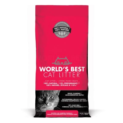 World's Best Cat Litter - Lettiera Vegetale Per Gatti - Extra-Forte - 12.7kg