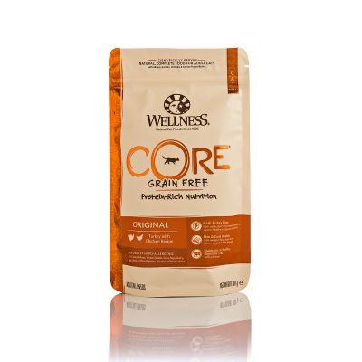 Wellness CORE - Cibo Secco Per Gatti - Tacchino + Pollo - Adulti - 300gr.