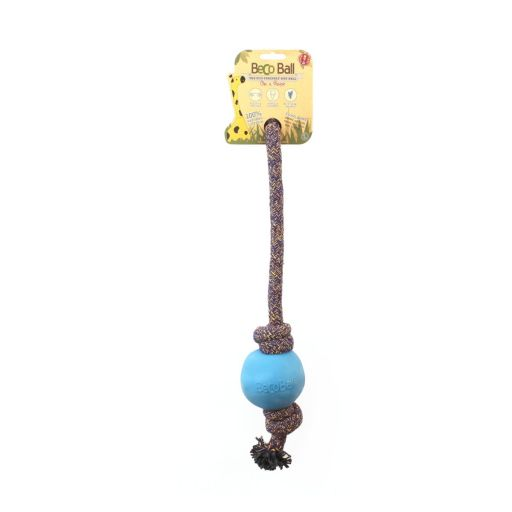 Beco Pets - Ball With Rope
