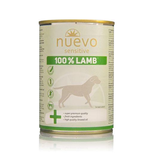 Nuevo - Cibo Per Cani - Agnello - Sensitive - 400gr.