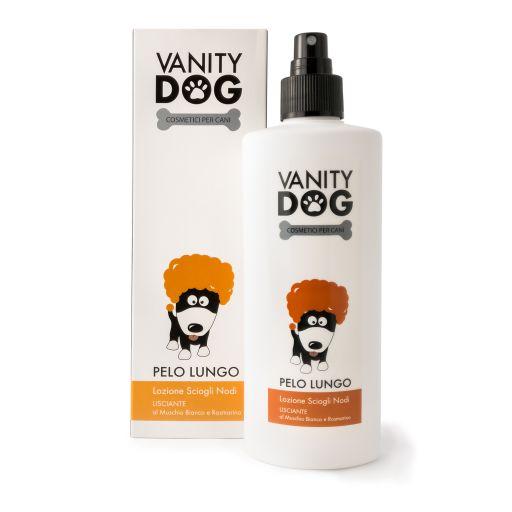 Vanity Dog - Lozione Sciogli Nodi Per Cani - Lisciante - Pelo Lungo - 200ml