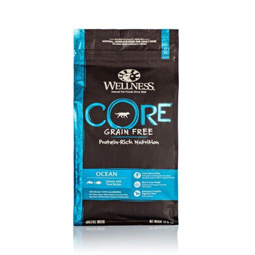 Wellness CORE - Cibo Secco Per Cani - Salmone e Tonno - Adulti - 1.8kg