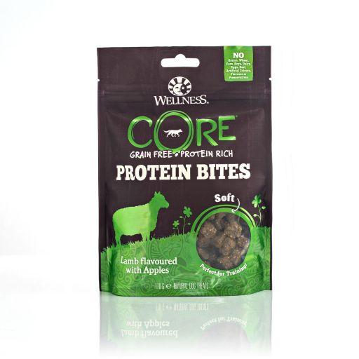 Wellness CORE - Snack Proteico Soffice Per Cani - Agnello e Mela - 170gr
