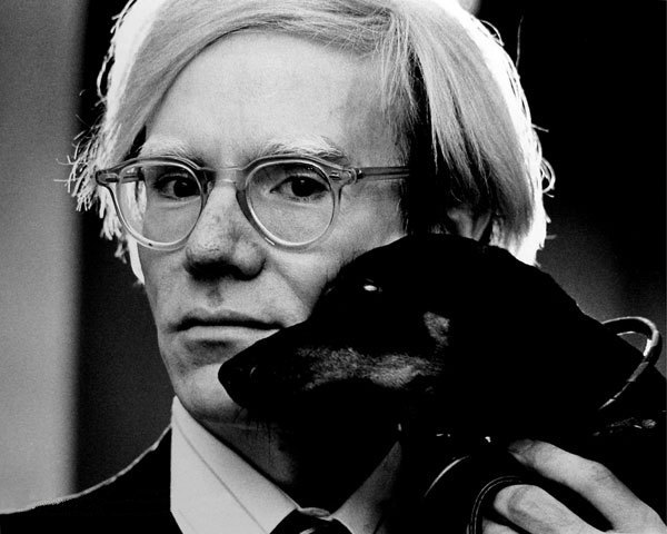 Archie & Andy Warhol