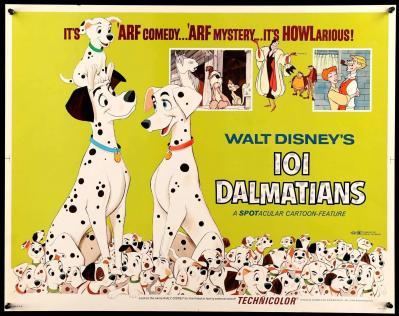 """101 Dalmata & """"La carica dei 101"""""""