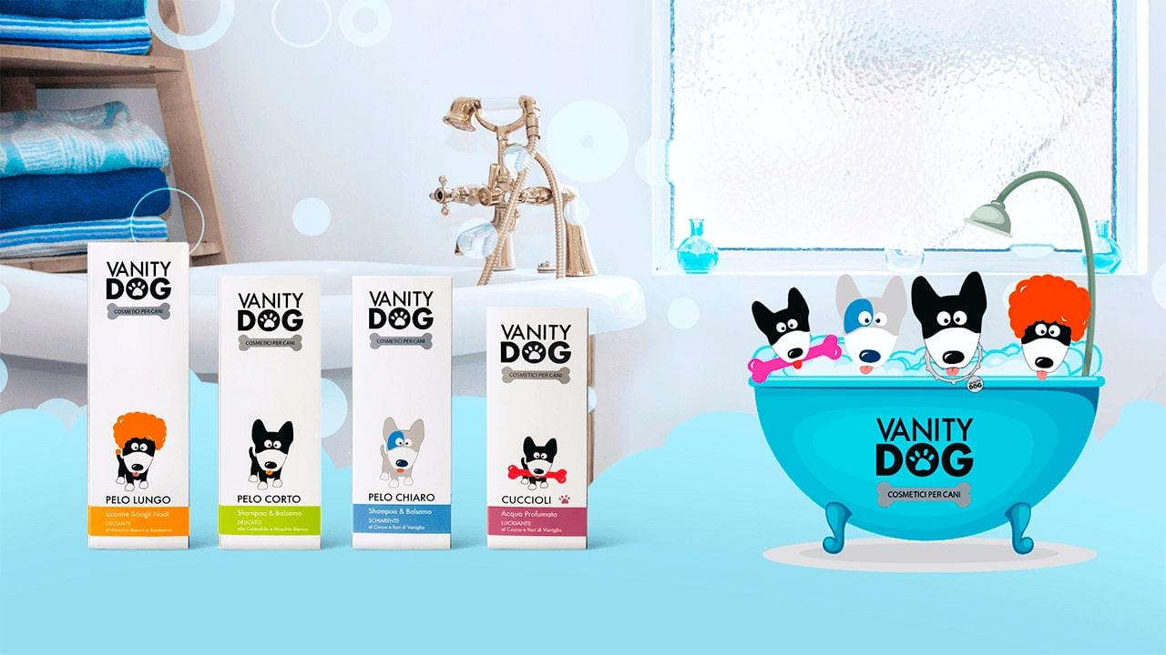 Vanity Dog - Cura e Bellezza Del Cane